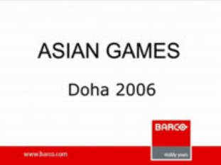 Asian Games-Doha