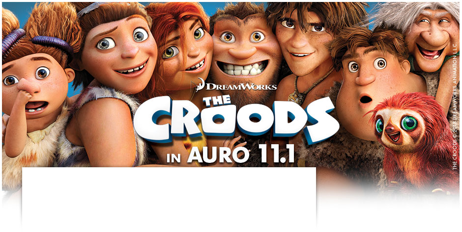 The Croods in Auro 11.1