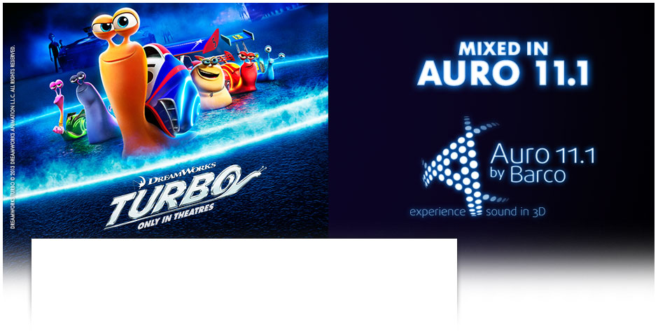 Turbo in Auro 11.1